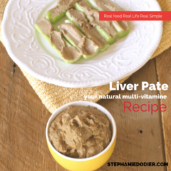 healthy liver pate recipe