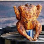 Healthy BBQ Chicken Recipe: Beer Can Method