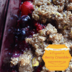 Crumble Recipe: The Yummiest Berry Crumble