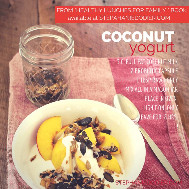 coconut yogurt recipe
