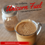 Decaf Coffee Recipe: No Caffeine Unicorn Fuel