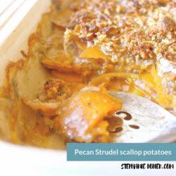 healthy scalloped potatoes recipe