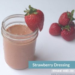 low carb strawberry jam recipe