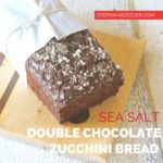 Recipe for Zucchini Bread and the Benefits of Seasonal Eating