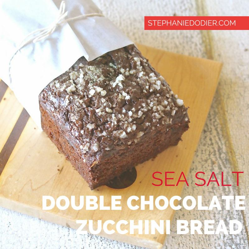recipe for zucchini bread