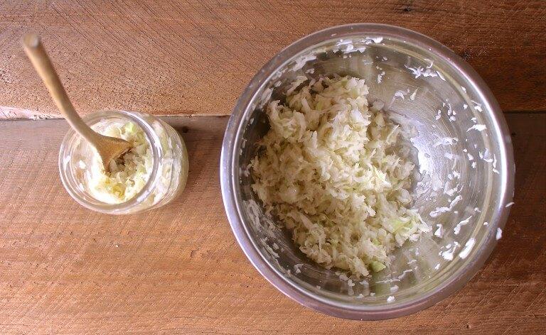 probiotic sauerkraut recipe