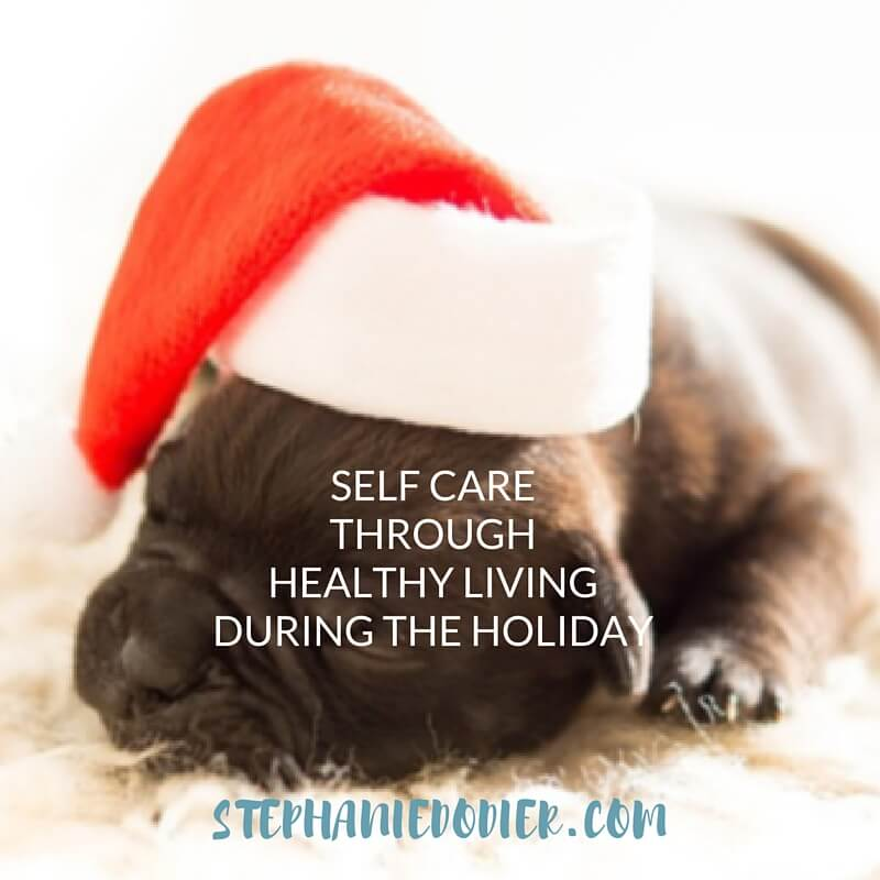 Surviving the Holidays Through Self Care