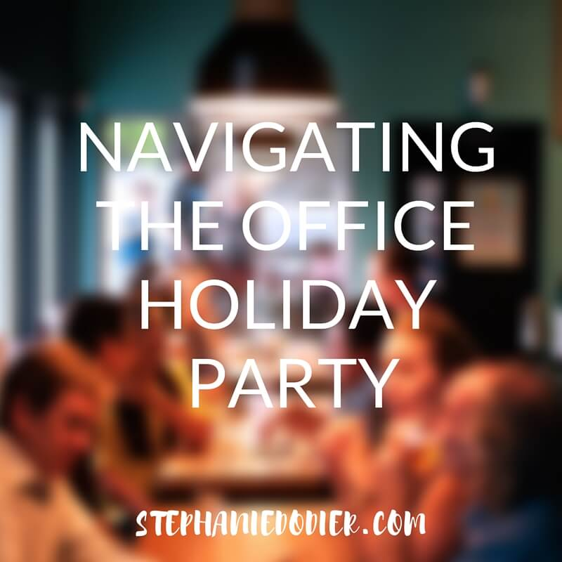 Surviving The Office Party