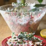 Healthy Detox Salad Recipe: Let's Power Up!