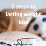How to achieve lasting weight loss
