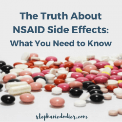 the truth about NSAID side effects