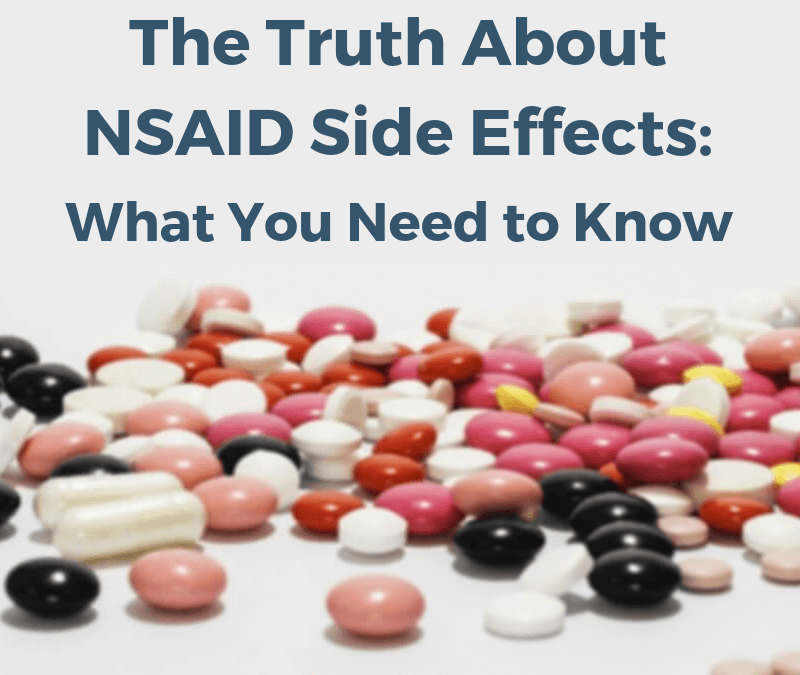The Truth About NSAID Side Effects: What You Need to Know