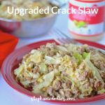 My own version of Crack Slaw: Recipe With Cooking Tutorial