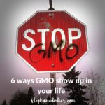 6 Ways GMOs Show Up in Your Life Right Now