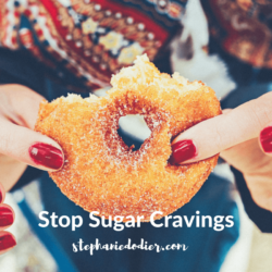 How to curb sugar cravings