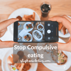 how to stop compulsive eating