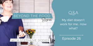 The Beyond The Food Show - episode 026