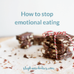 How to Stop Emotional Eating Step by Step