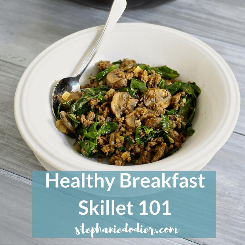 one-pan breakfast skillet recipe