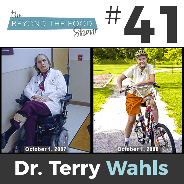 041 – Wahls Recipe Book Review: Interview with Terry Wahls