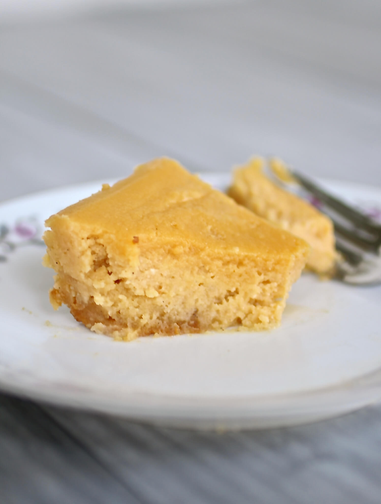 healthy and easy lemon bar recipe