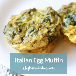 italian egg muffin recipe