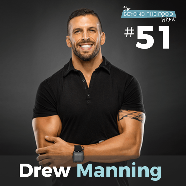 051 – He Volunteered to Gain 70 lbs: Interview with Drew Manning – Crave Cure Series