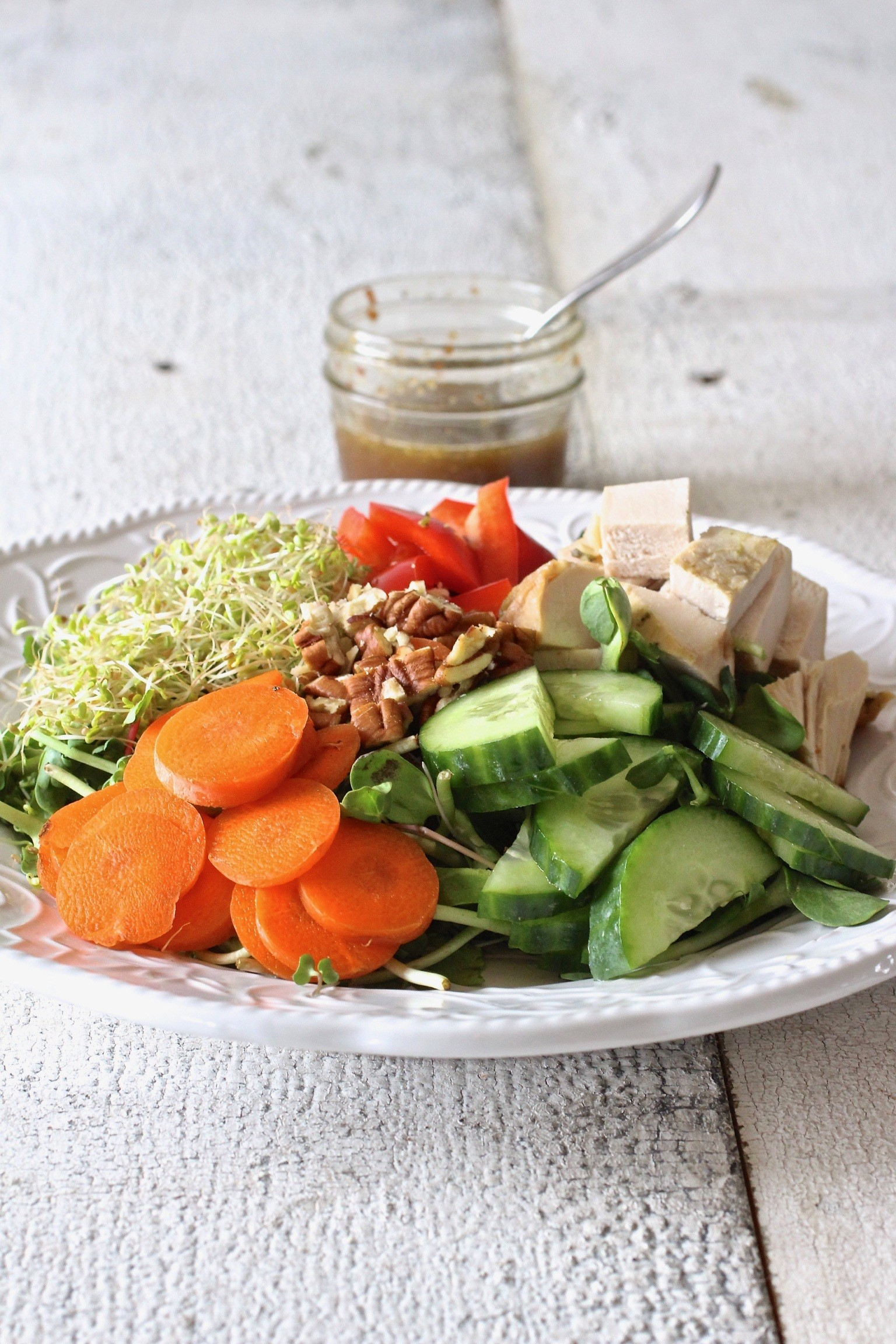Cobb salad recipe with balsamic vinaigrette - 3