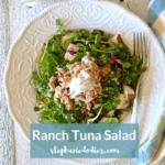 Simple Tuna Salad Recipe: Lunch Made Easy
