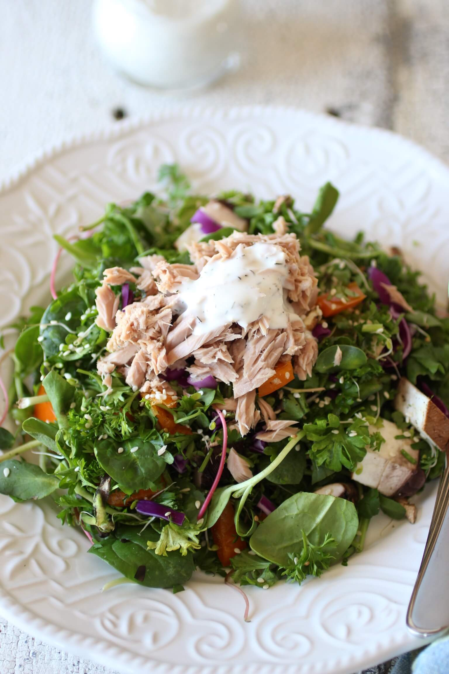 Simple Tuna Salad recipe