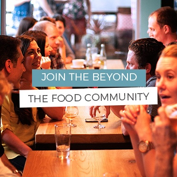 the beyond the food community