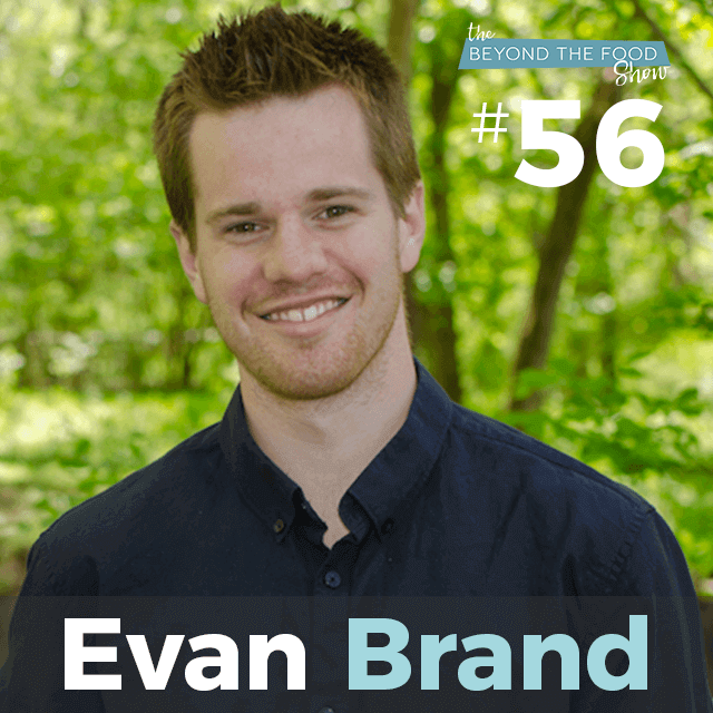 056 – Stress Cravings: Interview with Evan Brand