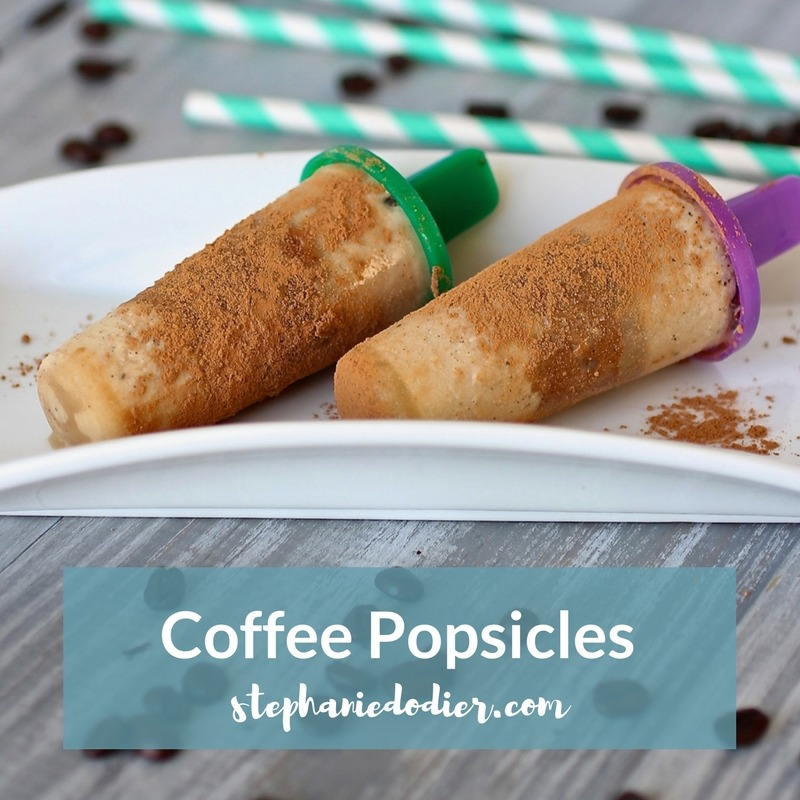 Coffee Popsicles - Title