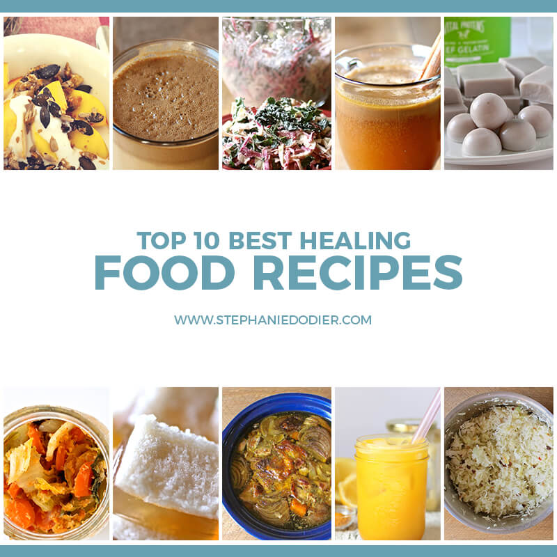 Top 10 best healing foods easy recipes youll love stephanie healing foods forumfinder Gallery