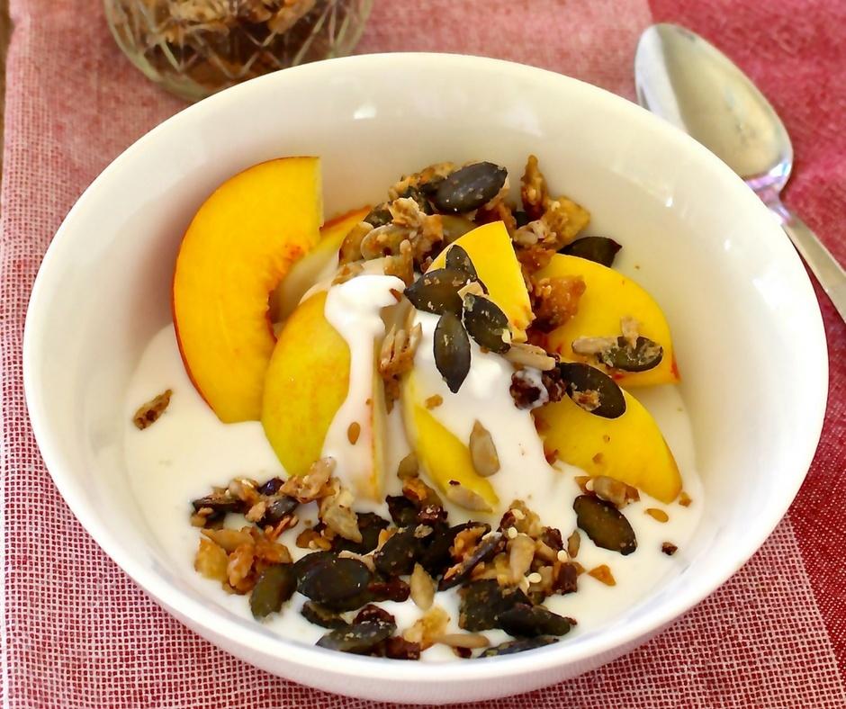 Healing Foods - Coconut Yogurt