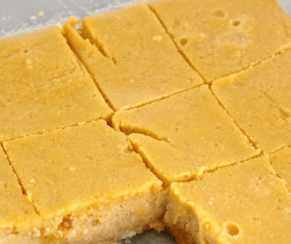 Healthy Dessert Recipes - Lemon Bars