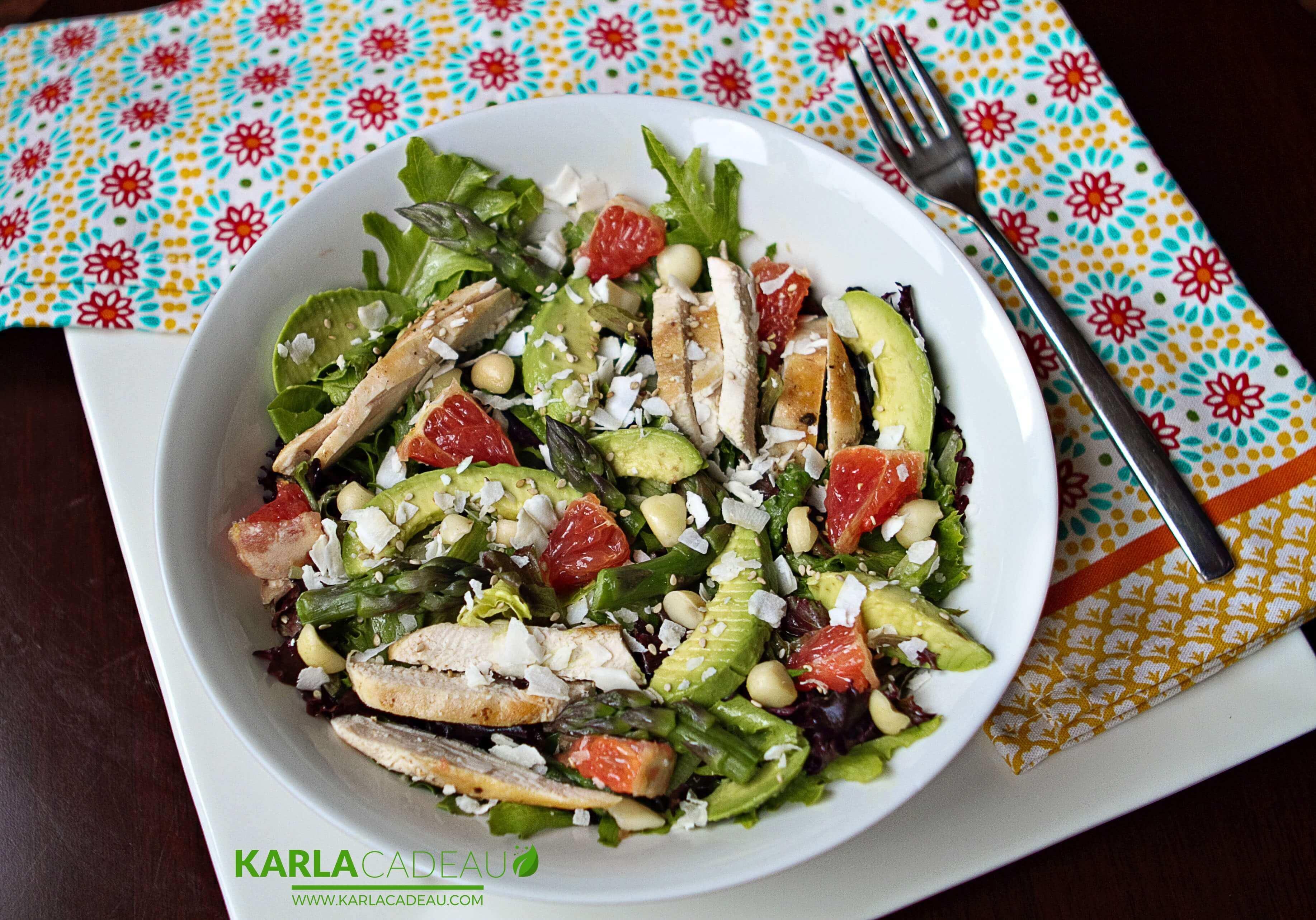 Learn the Ultimate Salad Formula