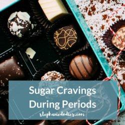 sugar cravings during periods