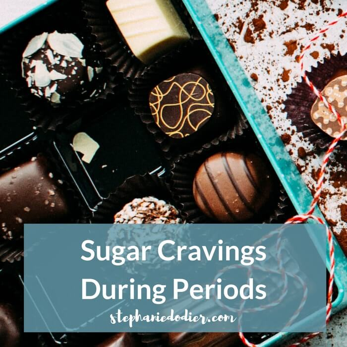 sugar cravings during periods