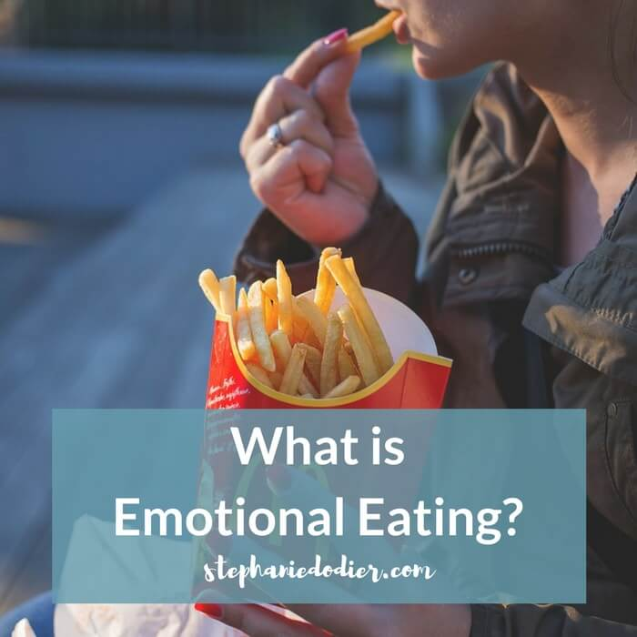 what is emotional eating