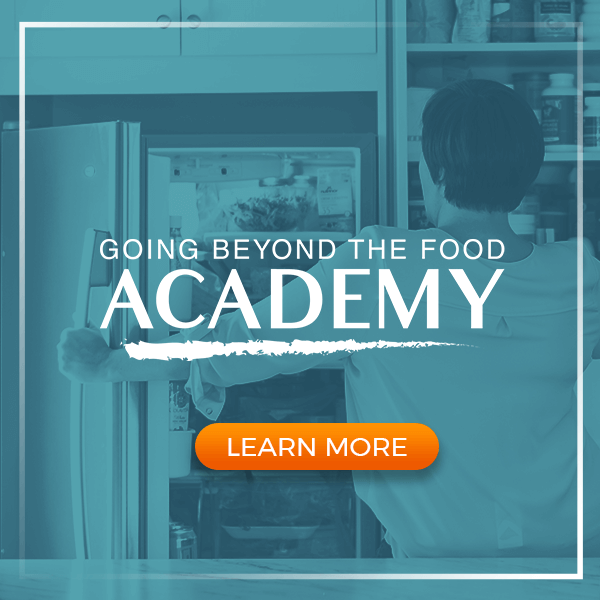 going beyond the food academy
