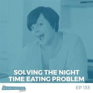night time eating