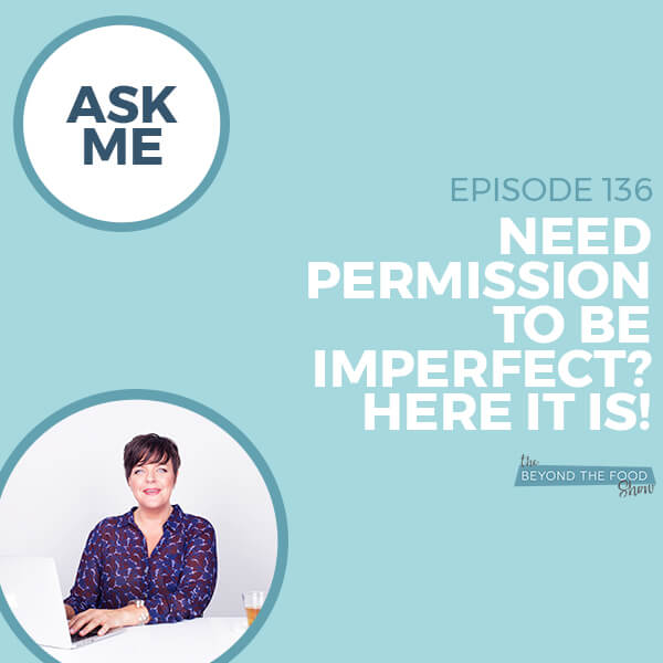 permission to be imperfect