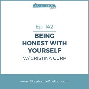 being honest with yourself