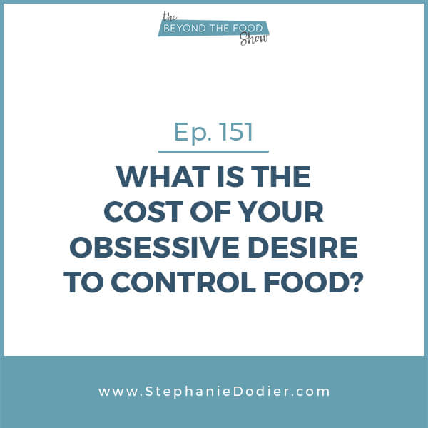 How much is the desire to control your food costing you