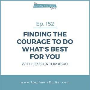 Finding the courage to do what's best for you