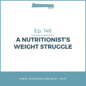 overcoming weight struggle