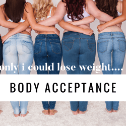 Body Acceptance Challenge