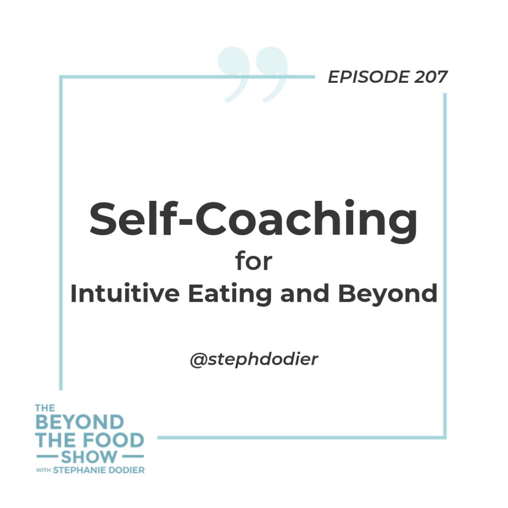 207-Self-Coaching-Stephanie Dodier