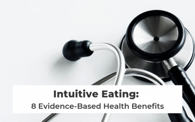 Intuitive Eating: 8 Evidence-Based Health Benefits